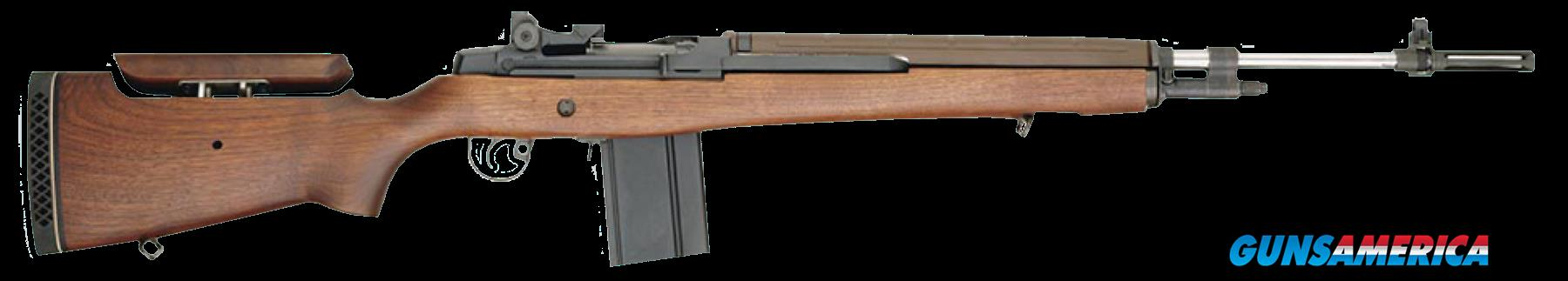 "Springfield Armory SA9131 M1A M21 Tactical Semi-Automatic 308 Winchester/7.62 NATO 22"" 10+1 Walnut  Guns > Rifles > S Misc Rifles"