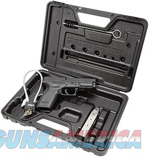 "Springfield Armory XD9101HC XD Service  9mm Luger Double 4"" 16+1 Black Polymer Grip/Frame Black  Guns > Pistols > Springfield Armory Pistols > XD (eXtreme Duty)"