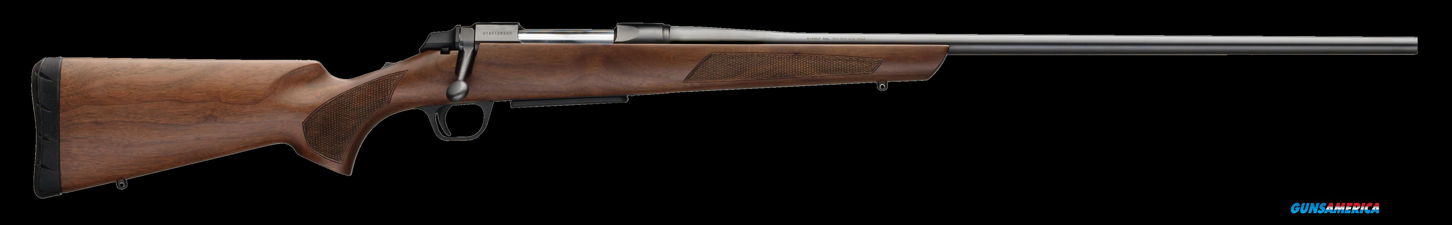 "Browning 035801246 AB3 Hunter Bolt 300 Winchester Short Magnum 23"" 3+1 Black Walnut Stock Blued  Guns > Rifles > B Misc Rifles"