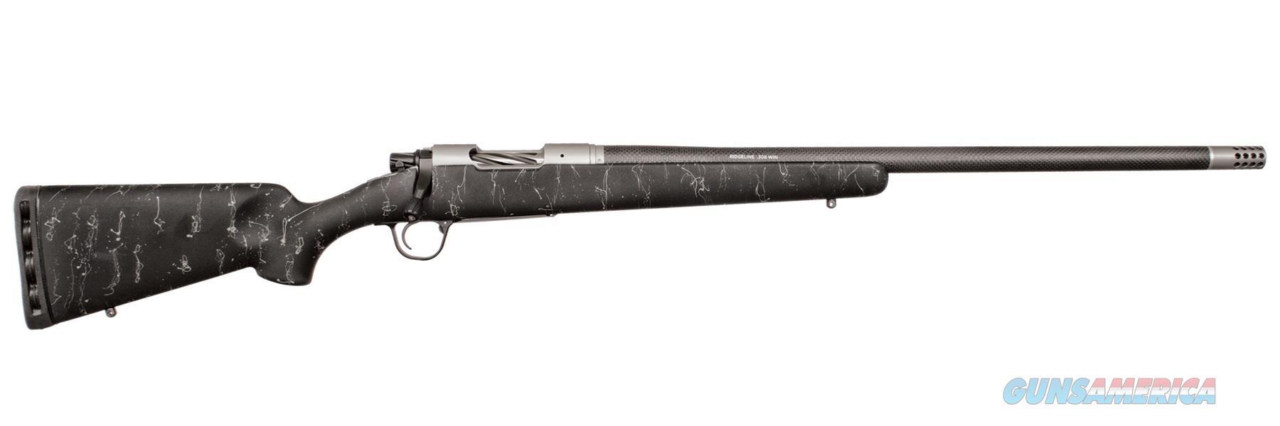 Christensen Arms RIDGELINE 308WIN BLK/GRY 24 CA10299-414411  Guns > Rifles > C Misc Rifles