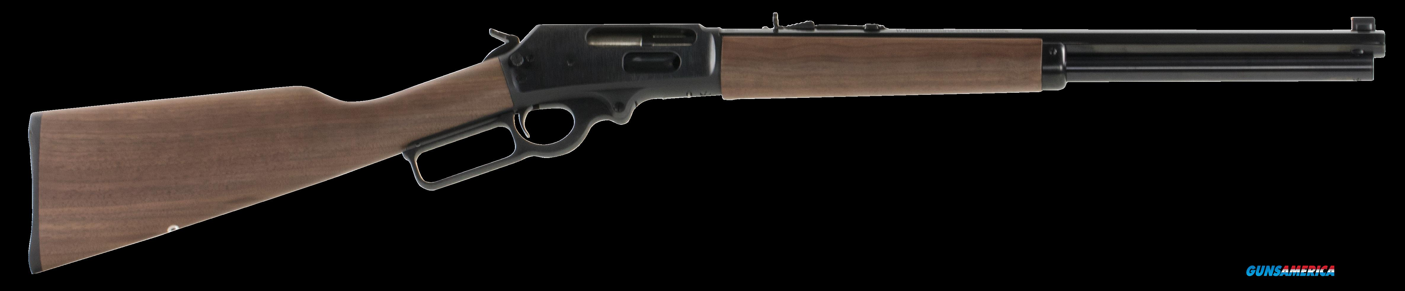 "Marlin 70458 1895 CBA Lever 45-70 Government 18.5"" 6+1 Black Walnut Stk Blued  Guns > Rifles > Marlin Rifles > Modern > Lever Action"