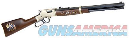 "Henry H006CB2 Big Boy Cowboy Edition II 45 Colt (LC) 10+1 20"" Polished Brass American Walnut Right  Guns > Rifles > Henry Rifles - Replica"