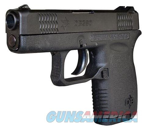 Diamondback Firearms DB380 380ACP BLACK 2.8 6+1   Guns > Pistols > Diamondback Pistols