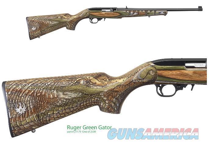 Ruger 10/22 22LR GATOR LAM STOCK 21179 | ENGVD GATOR LAM STOCK  Guns > Rifles > R Misc Rifles
