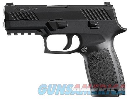 "Sig Sauer 320CA357BSS P320 Carry 357 Sig 3.90"" 14+1 Black Polymer Grip/Frame Grip Black Nitron  Guns > Pistols > Sig - Sauer/Sigarms Pistols > P320"