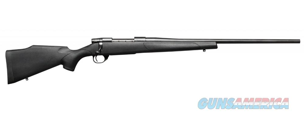 Weatherby VANGUARD SELECT 308WIN 24 MATTE BLUED/SYNTHETIC  Guns > Rifles > Weatherby Rifles > Sporting