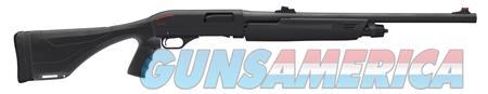 "Winchester Guns 512312340 SXP Pump 12 Gauge 22"" 3"" Black Synthetic Stk Black Aluminum Alloy Rcvr  Guns > Shotguns > Winchester Shotguns - Modern > Pump Action > Deer Guns"