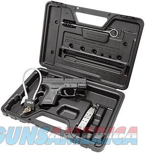 "Springfield Armory XD9802 XD  40 S&W Double 3"" 9+1 Black Polymer Grip/Frame Grip Black Melonite  Guns > Pistols > Springfield Armory Pistols > XD (eXtreme Duty)"