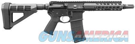 Bushmaster 90907 Square Drop Pistol AR Pistol Semi-Automatic 300 AAC Blackout/Whisper (7.62x35mm)  Guns > Rifles > B Misc Rifles