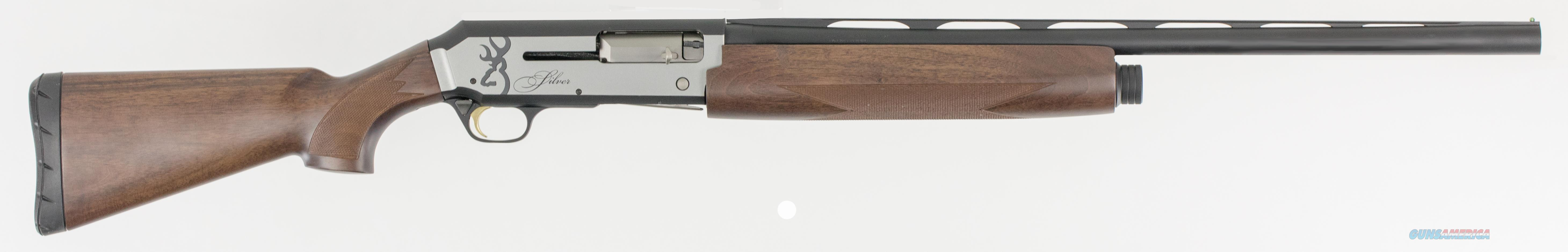 "Browning 011412606 Silver Hunter Micro Midas Matte Semi-Auto 20 Gauge 24"" 3"" Turkish Walnut Stk  Guns > Shotguns > B Misc Shotguns"