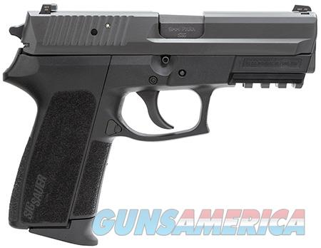 "Sig Sauer SP20229BSSCA SP2022 Full Size *CA Compliant* Single/Double 9mm Luger 3.9"" 10+1 Black  Guns > Pistols > Sig - Sauer/Sigarms Pistols > 2022"