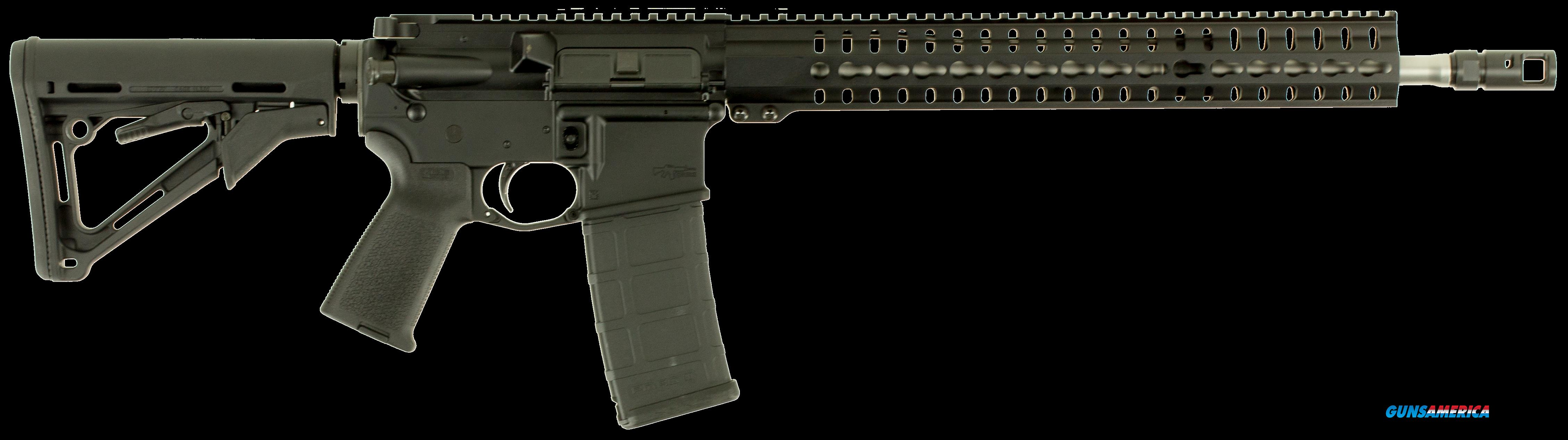 "CMMG 55A591A Mk4 RCE Semi-Automatic 223 Remington/5.56 NATO 16.1"" 30+1 6-Position Black Stk  Guns > Rifles > C Misc Rifles"