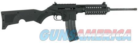 "Kel-Tec SU22CA SU-22  Semi-Automatic 22 LR 16.1"" 26+1 Black Fixed w/Storage Compartment Synthetic  Guns > Rifles > Kel-Tec Rifles"