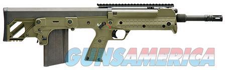 """Kel-Tec RFB18CERA RFB  Semi-Automatic 308 Win/7.62 NATO 18"""" 20+1 Tan Cerakote Fixed Synthetic Stock  Guns > Rifles > Kel-Tec Rifles"""