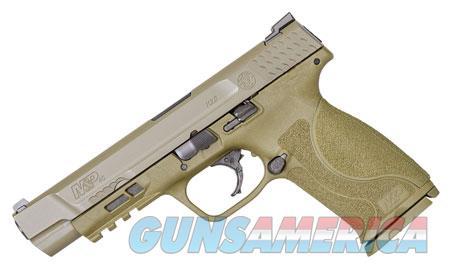 "Smith & Wesson 11990 M&P 40 M2.0 40 S&W Double 5"" NTS 15+1 Flat Dark Earth Interchangeable Backstrap  Guns > Pistols > Smith & Wesson Pistols - Autos > Shield"