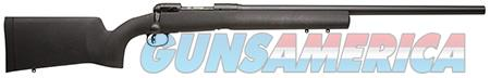 """Savage 18139 10/110 FCP Bolt 308 Win/7.62 NATO 24"""" 4+1 Black Fixed HS Precision w/V-Block Synthetic  Guns > Rifles > Savage Rifles > Accutrigger Models > Sporting"""