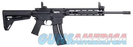 "Smith & Wesson M&P15-22 Sport 22 LR 16.50"" 25+1 Matte Black Adj Magpul MOE SL Stock  Guns > Rifles > Smith & Wesson Rifles > M&P"
