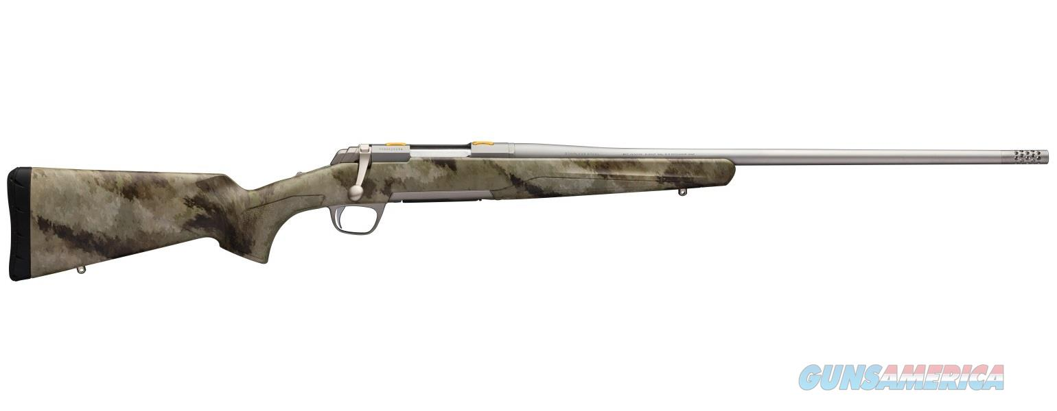 Browning XBOLT WESTRN HUNTER 270WIN SS A-TACS CAMO | MUZZLE BRAKE  Guns > Rifles > B Misc Rifles