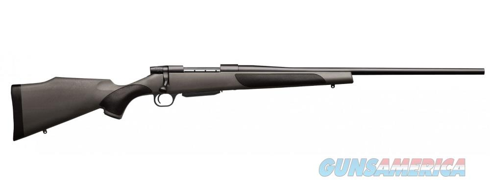 Weatherby VANGUARD 270WIN BL/SYN DBM 24   Guns > Rifles > W Misc Rifles