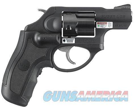 Ruger LCRX 38SPC BL/CT GREEN LSR 5RD 5434 | DOUBLE ACTION ONLY  Guns > Pistols > R Misc Pistols