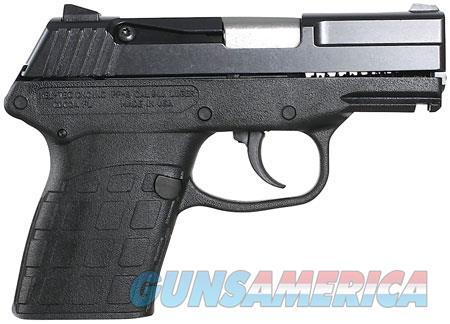 """Kel-Tec PF9BBLK PF-9 9mm 3"""" 7+1 Black Poly Grip Blued Finish  Guns > Pistols > Kel-Tec Pistols > Pocket Pistol Type"""