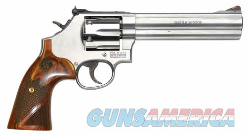 Smith and Wesson 629 DELUXE 44MAG 6.5 SS AS 150714  Guns > Pistols > S Misc Pistols