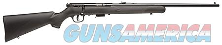 """Savage 26700 Mark II F Bolt 22 LR 21"""" 10+1 Black Fixed Synthetic Stock Blued Carbon Steel Receiver  Guns > Rifles > Savage Rifles > Accutrigger Models > Sporting"""