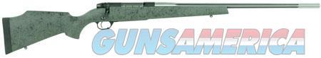 "Weatherby MARS65CMR4O Mark V Accumark RC Bolt 6.5 Creedmoor 24"" SS 4+1 Gray w/Black Webbing Fixed  Guns > Rifles > W Misc Rifles"