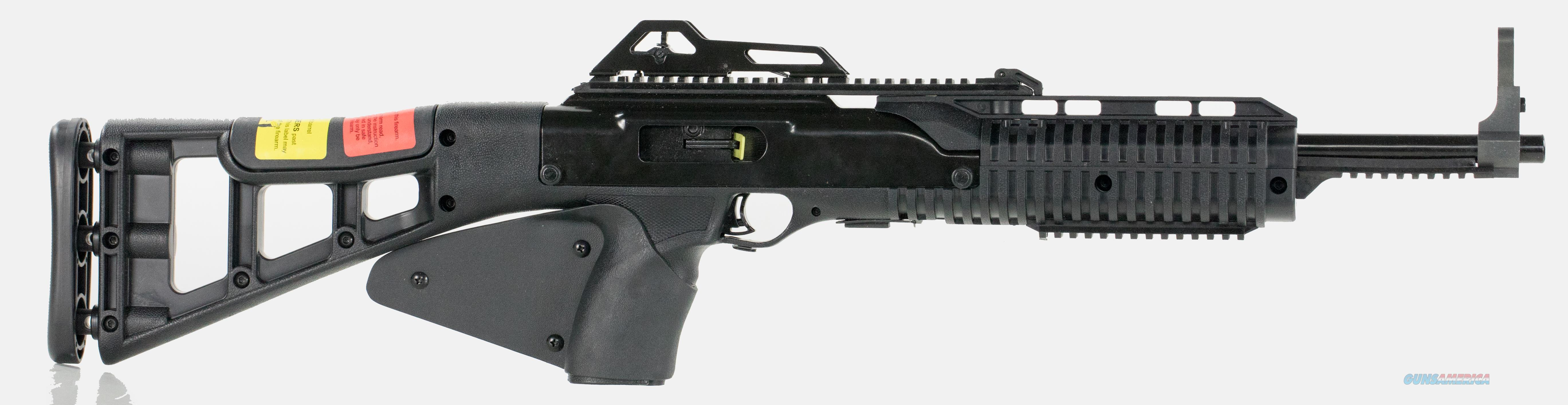 "LDB Supply 995TSCA 995TS Carbine *CA Compliant* Semi-Automatic 9mm 16.5"" 10+1 Synthetic Black Stk  Guns > Rifles > Hi Point Rifles"