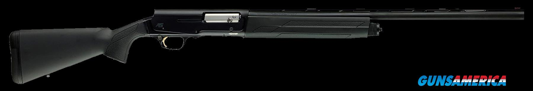 "Browning 0118012005 A5 Stalker Semi-Automatic 12 Gauge 26"" 3.5"" Black Synthetic Stk Black Aluminum  Guns > Shotguns > Browning Shotguns > Autoloaders > Hunting"