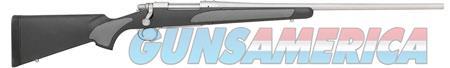 "Remington Firearms 27269 700 SPS Stainless Bolt 30-06 Springfield 24"" 4+1 Synthetic Black/Gray Stk  Guns > Rifles > Remington Rifles - Modern > Model 700 > Sporting"