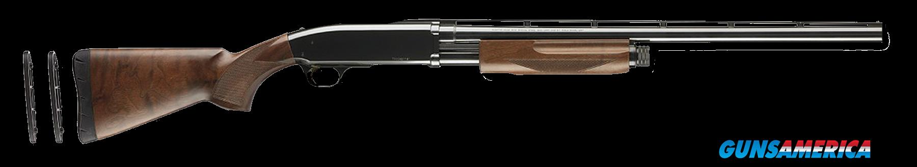 "Browning 012270607 BPS Micro Midas Pump 20 Gauge 22"" 3"" Black Walnut Stk Blued Rcvr  Guns > Shotguns > Browning Shotguns > Pump Action"