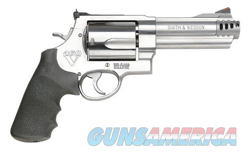 Smith and Wesson 460V 460SW SS 5 AS 163465  Guns > Pistols > S Misc Pistols