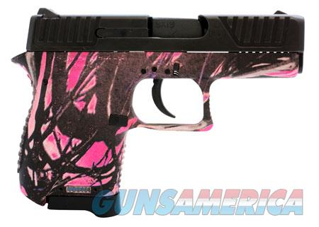 "Diamondback DB380MG DB380 Micro-Compact 380 ACP 2.80"" 6+1 Muddy Girl Black Muddy Girl Polymer Grip  Guns > Pistols > Diamondback Pistols"