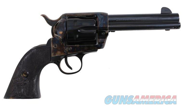 Traditions 1873 SA ENG 45LC CCH/BLK 4.75 FRONTIER SERIES  Guns > Pistols > TU Misc Pistols