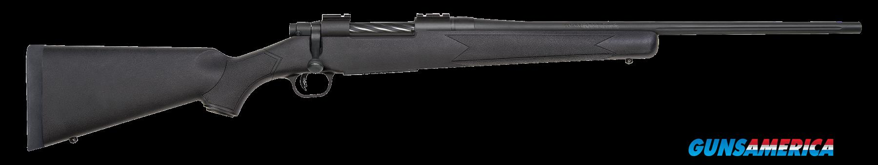"Mossberg 27902 Patriot Bolt 300 Win Mag 22"" 4+1 Synthetic Black Stk Blued  Guns > Rifles > Mossberg Rifles > Other Bolt Action"