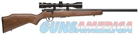 "Savage 96222 93R17 GVXP 17 HMR 5+1 21"" Hardwood Matte Blued Right Hand  Guns > Rifles > Savage Rifles > Accutrigger Models"