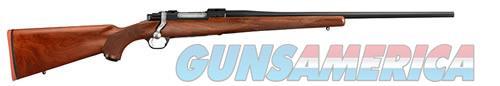 "Ruger 37124 Hawkeye Standard Bolt 308 Win/7.62 NATO 22"" 4+1 Walnut Stk Blued  Guns > Rifles > Ruger Rifles > Model 77"