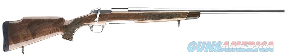 "Browning 035235225 X-Bolt White Gold 280 Rem 22"" 4+1 Gloss Walnut w/Rose Stk SS  Guns > Rifles > B Misc Rifles"