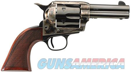 """Taylors and Company 4201DE 1873 Runnin Iron Deluxe  45 Colt (LC) 6 Round 3.50"""" Blued Walnut Grip  Guns > Pistols > Taylors & Co. Pistols > Ctg."""