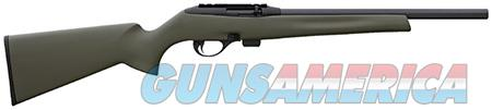 "Remington Firearms 80877 597  Semi-Automatic 22 LR 16.50"" HB 10+1 OD Green Fixed Synthetic Stock  Guns > Rifles > Remington Rifles - Modern > .22 Rimfire Models"