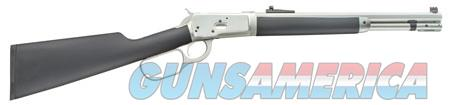 """Taylors and Company 920311 1892 Alaskan Take-Down Lever 44 Rem Mag 16"""" 7+1 Black w/SoftTouch Fixed  Guns > Rifles > TU Misc Rifles"""