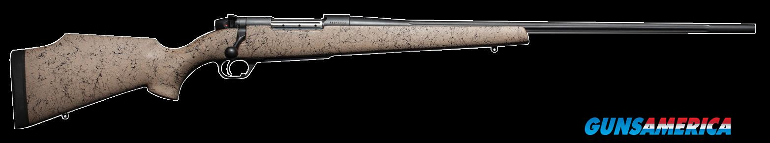 "Weatherby MUTM257WR6O Mark V Ultra Lightweight Bolt 257 Weatherby Magnum 26"" 3+1 Synthetic Tan w/Blk  Guns > Rifles > W Misc Rifles"