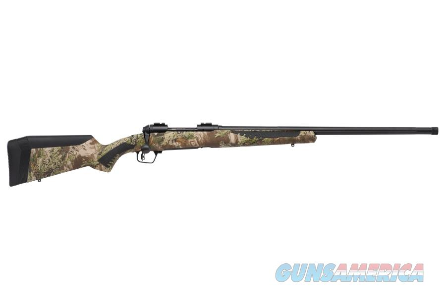 "Savage 57141 10/110 Predator Bolt 308 Winchester/7.62 NATO 24"" 4+1 AccuFit Realtree Max-1 Stk Black  Guns > Rifles > S Misc Rifles"