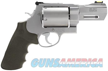 """Smith & Wesson 170350 460 Performance Center XVR Single/Double 460 Smith & Wesson Magnum 3.5"""" 5 rd  Guns > Pistols > Smith & Wesson Revolvers > Full Frame Revolver"""