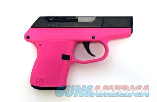 Keltec P-3AT 380ACP 6+1 BL/PINK POLY BLUED SLIDE/PINK FRAME  Guns > Pistols > K Misc Pistols