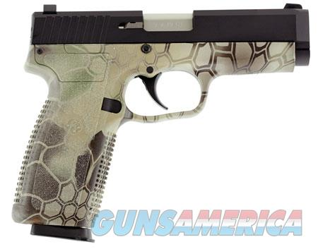 "Kahr Arms CT9093KRT CT9 Double 9mm 4"" 8+1 Polymer Grip Black Cerakote  Guns > Pistols > K Misc Pistols"