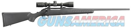 """Ruger 16931 American with Vortex Crossfire II  243 Win 22"""" 4+1 Fixed Stock Matte Black  Guns > Rifles > Ruger Rifles > American Rifle"""