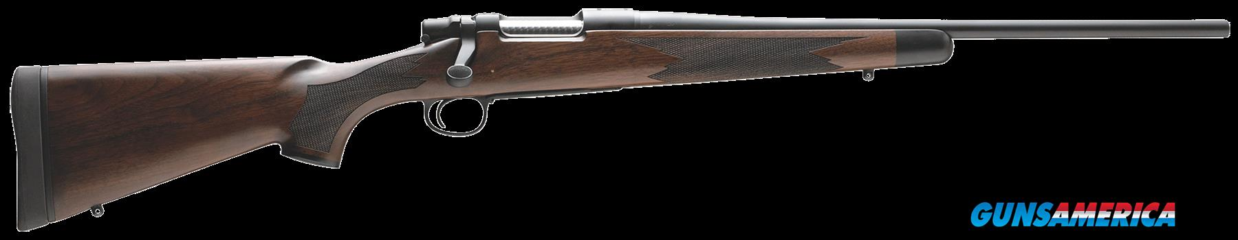 "Remington Firearms 26417 Seven CDL Bolt 243 Win 20"" 4+1 American Walnut Stk Blued  Guns > Rifles > Remington Rifles - Modern > Bolt Action Non-Model 700"