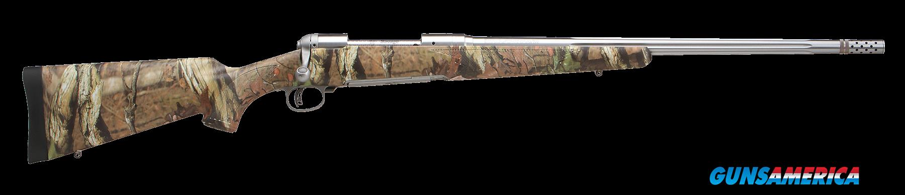 "Savage 22454 16/116 Bear Hunter Bolt 338 Federal 23"" 4+1 Synthetic Camo Stk Stainless  Guns > Rifles > S Misc Rifles"